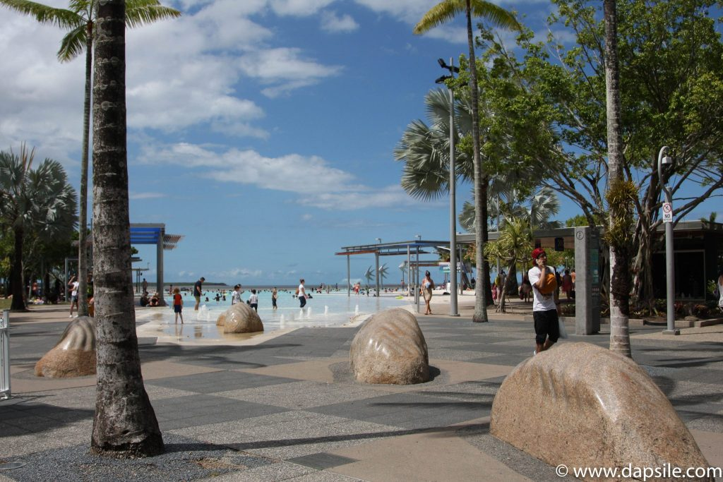 Cairns and the Surrounding Area Esplanade and Public Building