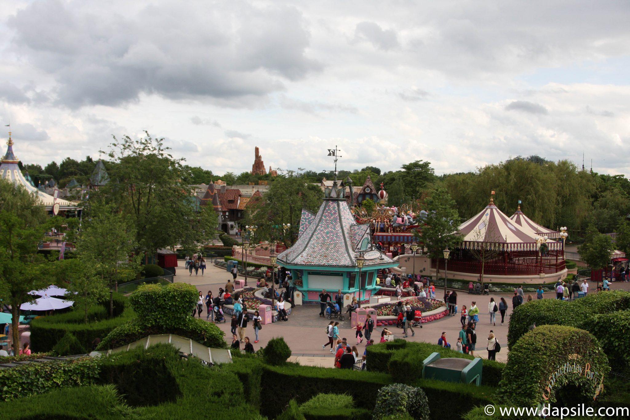 Disneyland Park in Paris Sights