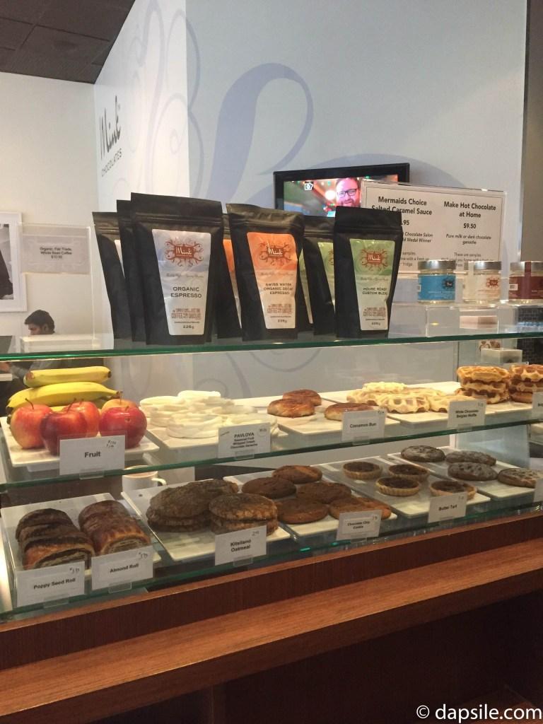 Mink Chocolates Vancouver Treats