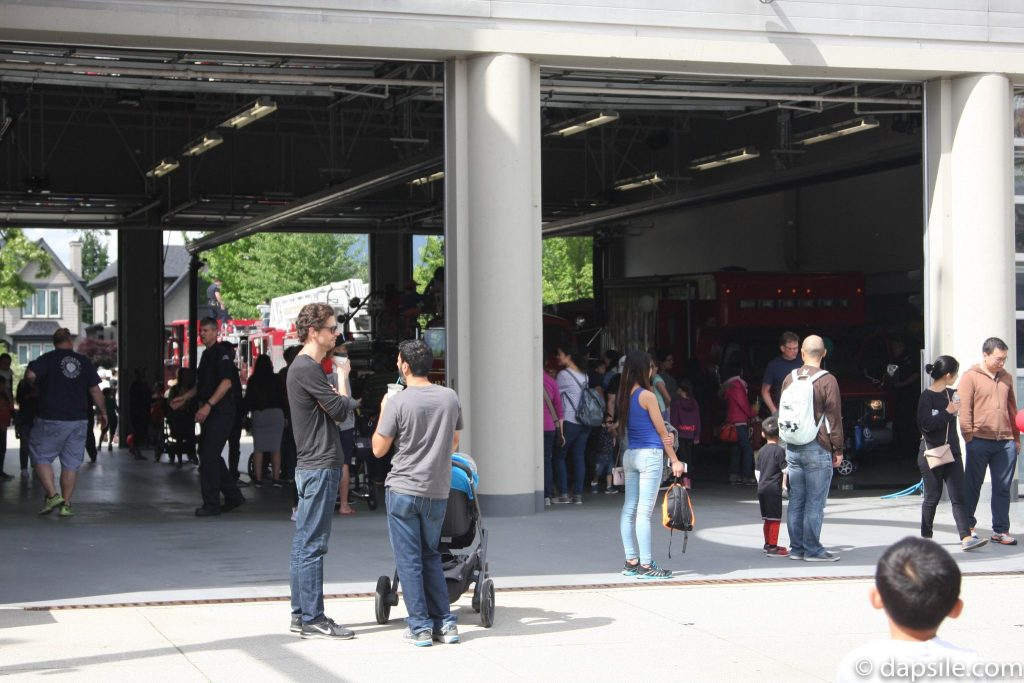 Summer Street Festivals in the Vancouver Area Fire Hall