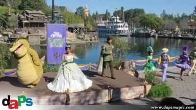 New Orleans Bash at Disneyland