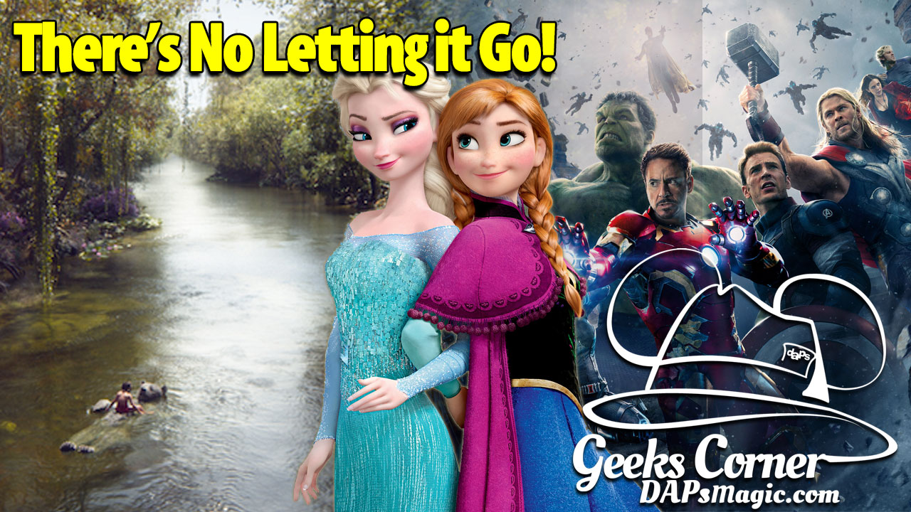 There's No Letting it Go! - Geeks Corner - Episode 450
