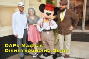 DAPs Magic's Disneybounding Guide