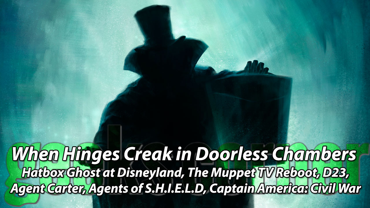 When Hinges Creak in Doorless Chambers - Geeks Corner - Episode 432