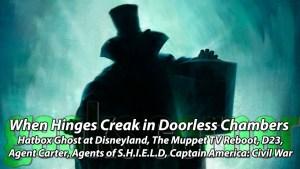When Hinges Creak in Doorless Chambers - Geeks Corner - Episode 432