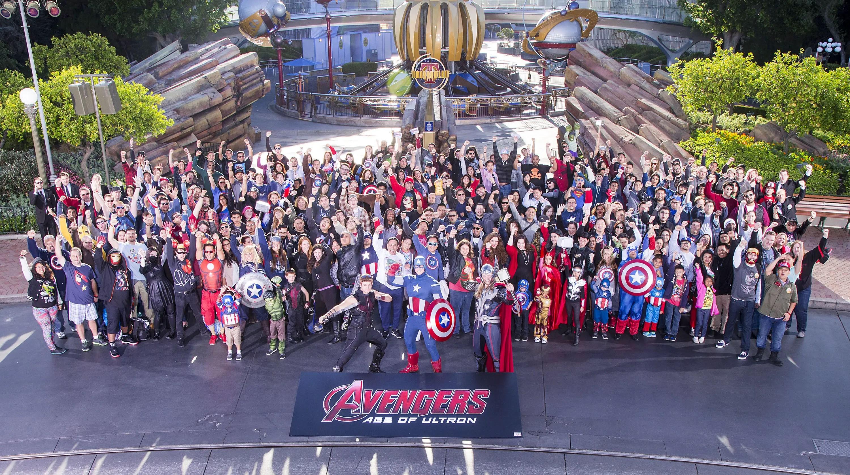Avengers: Age of Ultron Fan Event