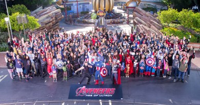 Avengers: Age of Ultron Fan Event