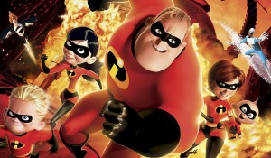 Brad Bird Writing Incredibles 2