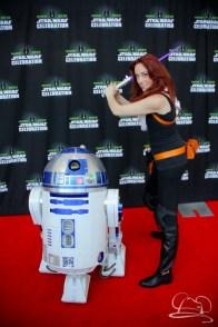 Star Wars Celebration Anaheim 2015 Day Four-37