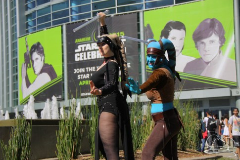 Star Wars Celebration Anaheim 2015 Day Three-1