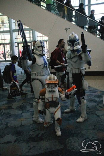 Star Wars Celebration Anaheim 2015 Day Three-16