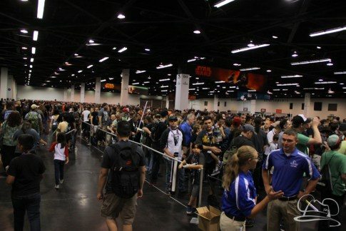 Star Wars Celebration Anaheim 2015 Day Three-3