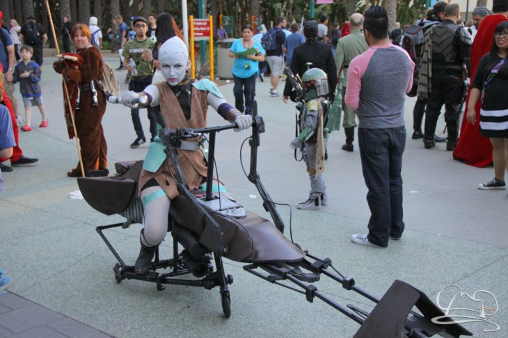 Star Wars Celebration Anaheim 2015 Day Three-37
