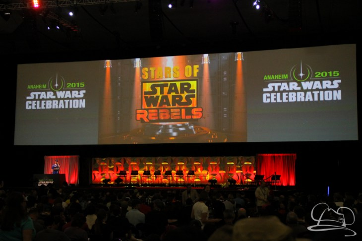 Star Wars Celebration Anaheim 2015 Day Three-4