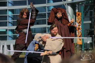 Star Wars Celebration Anaheim 2015 Day Two-1