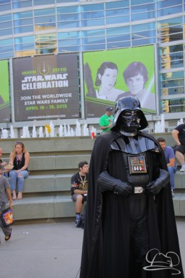 Star Wars Celebration Anaheim 2015 Day Two-180