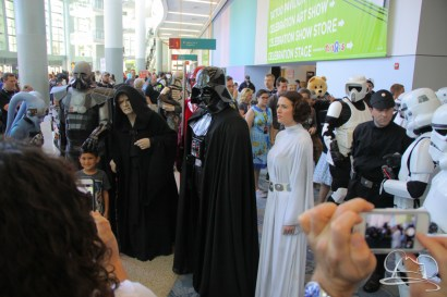 Star Wars Celebration Anaheim 2015 Day Two-35