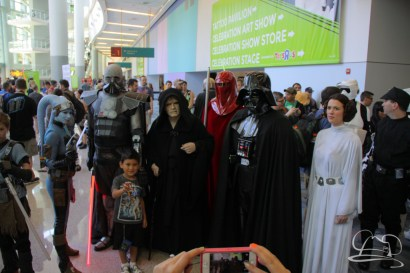 Star Wars Celebration Anaheim 2015 Day Two-36