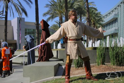 Star Wars Celebration Anaheim 2015 Day Two-7