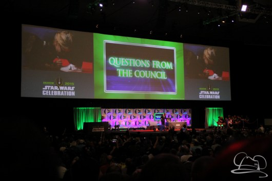 Star Wars Celebration Anaheim 2015 Day Two-89