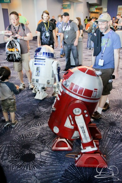 Star Wars Celebration Anaheim - Day 1-16
