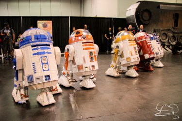 Star Wars Celebration Anaheim - Day 1-161