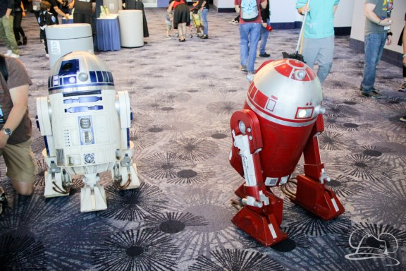Star Wars Celebration Anaheim - Day 1-17