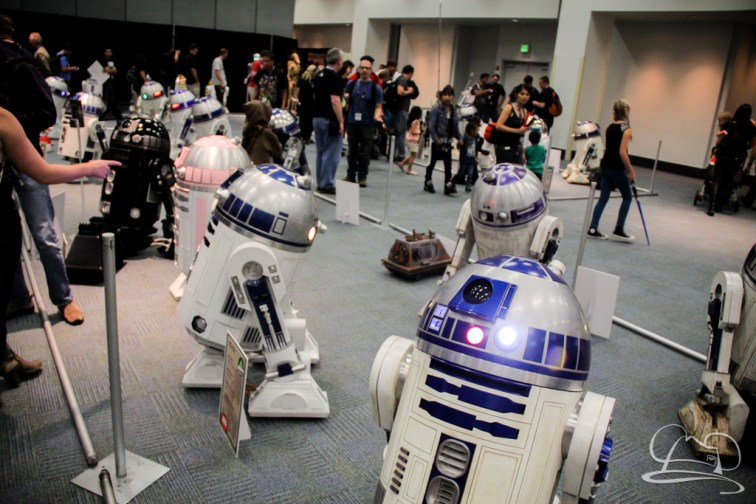 Star Wars Celebration Anaheim - Day 1-38