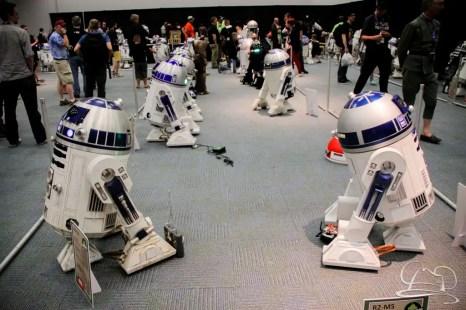 Star Wars Celebration Anaheim - Day 1-59