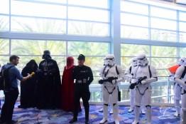 Star Wars The Force Awakens Panel Star Wars Celebration Anaheim-103