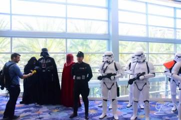 Star Wars The Force Awakens Panel Star Wars Celebration Anaheim-104
