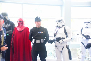Star Wars The Force Awakens Panel Star Wars Celebration Anaheim-105