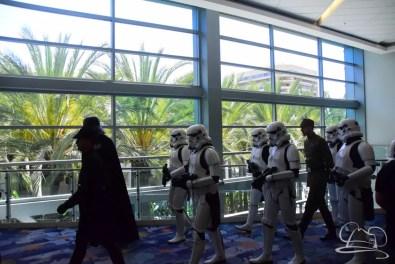 Star Wars The Force Awakens Panel Star Wars Celebration Anaheim-107