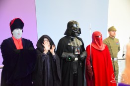 Star Wars The Force Awakens Panel Star Wars Celebration Anaheim-109