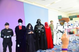 Star Wars The Force Awakens Panel Star Wars Celebration Anaheim-113