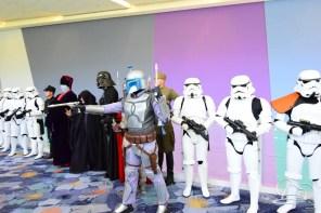 Star Wars The Force Awakens Panel Star Wars Celebration Anaheim-117
