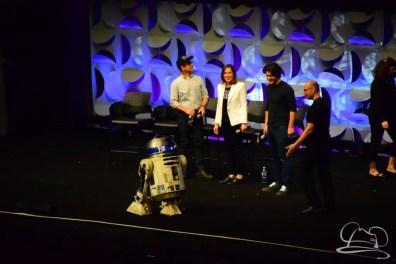Star Wars The Force Awakens Panel Star Wars Celebration Anaheim-28