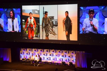 Star Wars The Force Awakens Panel Star Wars Celebration Anaheim-30