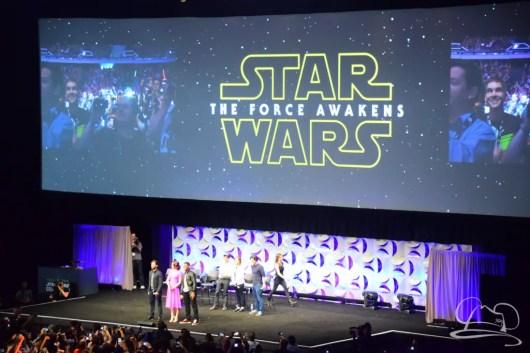 Star Wars The Force Awakens Panel Star Wars Celebration Anaheim-38