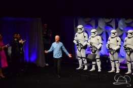 Star Wars The Force Awakens Panel Star Wars Celebration Anaheim-54