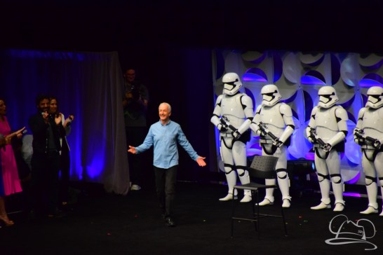 Star Wars The Force Awakens Panel Star Wars Celebration Anaheim-54