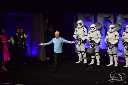 Star Wars The Force Awakens Panel Star Wars Celebration Anaheim-55