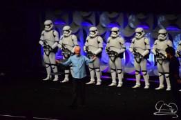 Star Wars The Force Awakens Panel Star Wars Celebration Anaheim-57