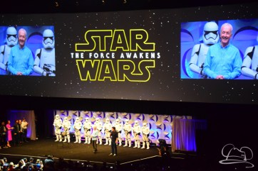 Star Wars The Force Awakens Panel Star Wars Celebration Anaheim-59