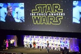 Star Wars The Force Awakens Panel Star Wars Celebration Anaheim-63
