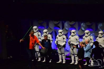Star Wars The Force Awakens Panel Star Wars Celebration Anaheim-71