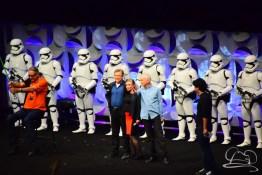 Star Wars The Force Awakens Panel Star Wars Celebration Anaheim-80