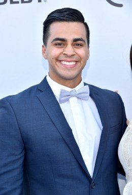 """ANAHEIM, CA - MAY 09: Vine star David Lopez attends the world premiere of Disney's """"Tomorrowland"""" at Disneyland, Anaheim on May 9, 2015 in Anaheim, California. (Photo by Alberto E. Rodriguez/Getty Images for Disney) *** Local Caption *** David Lopez"""
