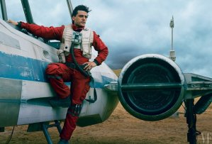 Star Wars: The Force Awakens - Oscar Isaac as Poe Dameron