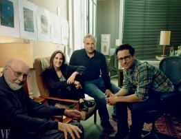 Star Wars: The Force Awakens - John Williams, Kathleen Kennedy, Lawrence Kasdan, J.J. Abrams